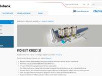 Anadolu Bank Konut Kredisi