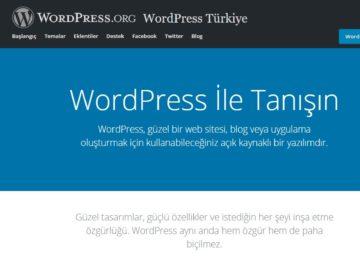wordpress indir