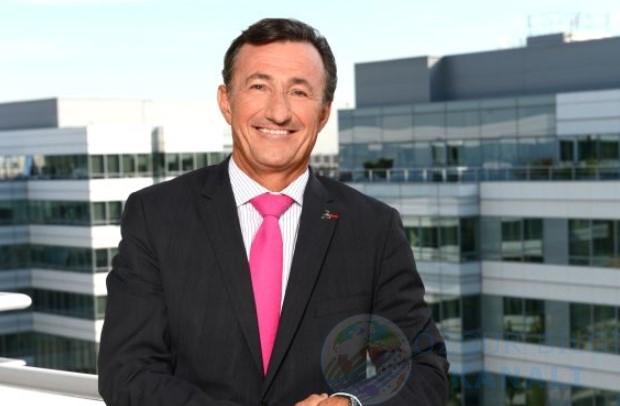 Dassault Systèmes CEO'su Bernard Charlès