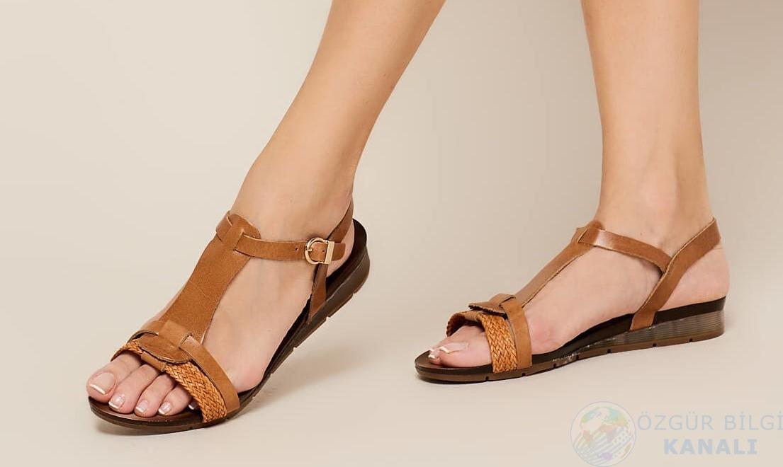 İnci ayakkabı- hakiki deri