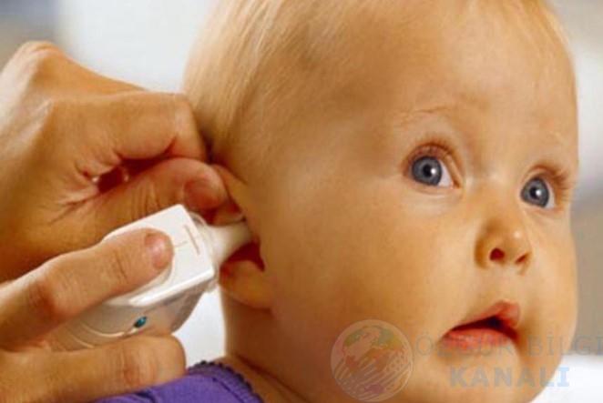 Bebeklerde İşitme Kaybı