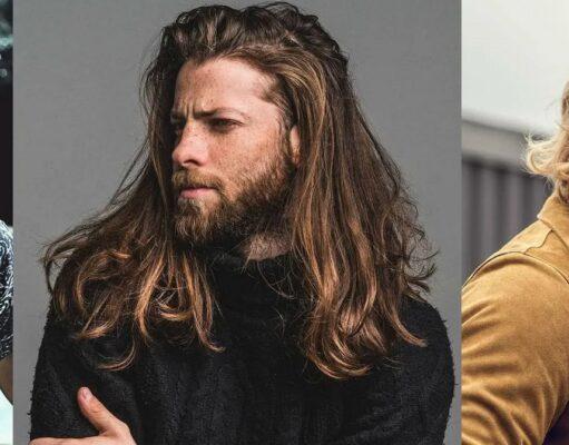 Erkek Uzun Saç Modelleri