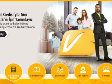 Vakıfbank İpotekli İhtiyaç Kredisi