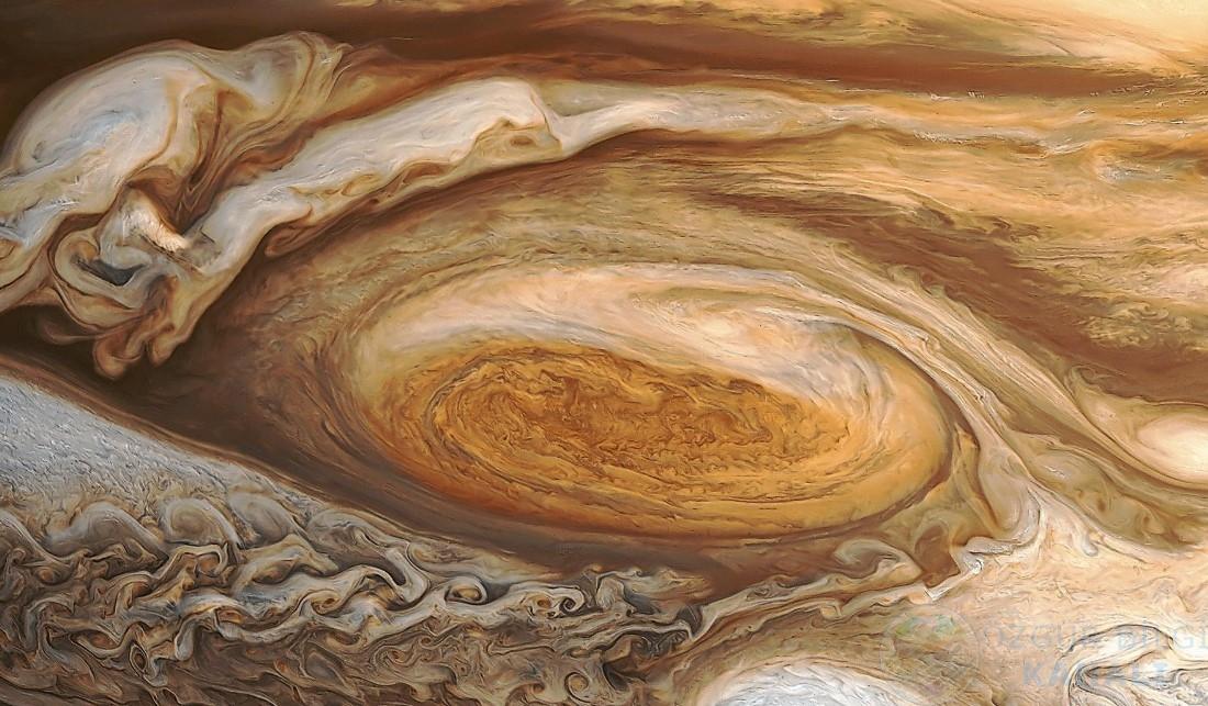 Jüpiter'in Büyük Kırmızı Leke'si