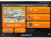navitech navigasyon güncelleme
