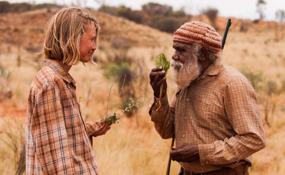 Avustralya Çölü'nü Alice Springs'den başlayıp Hint Okyanusu'na kadar yürüyerek geçmeyi planlayan Robyn'in macerasının başladığı noktaya…
