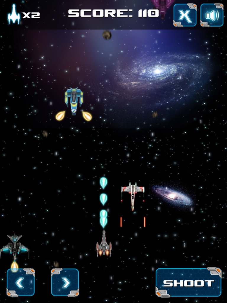 Uzay Oyunları - Galactic War