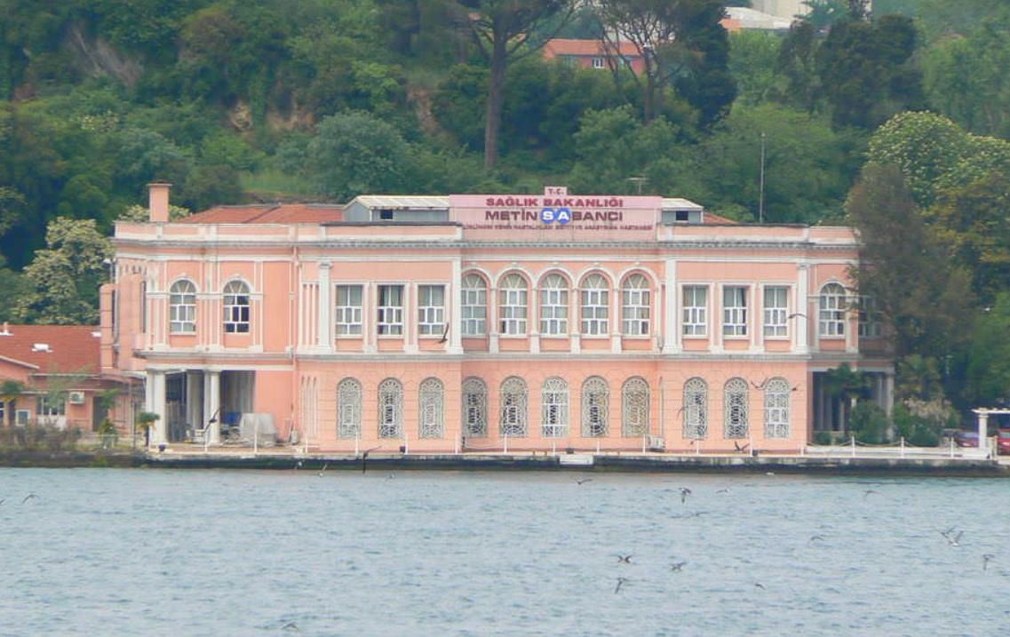 Boğaz turu - Baltalimanı Sarayı