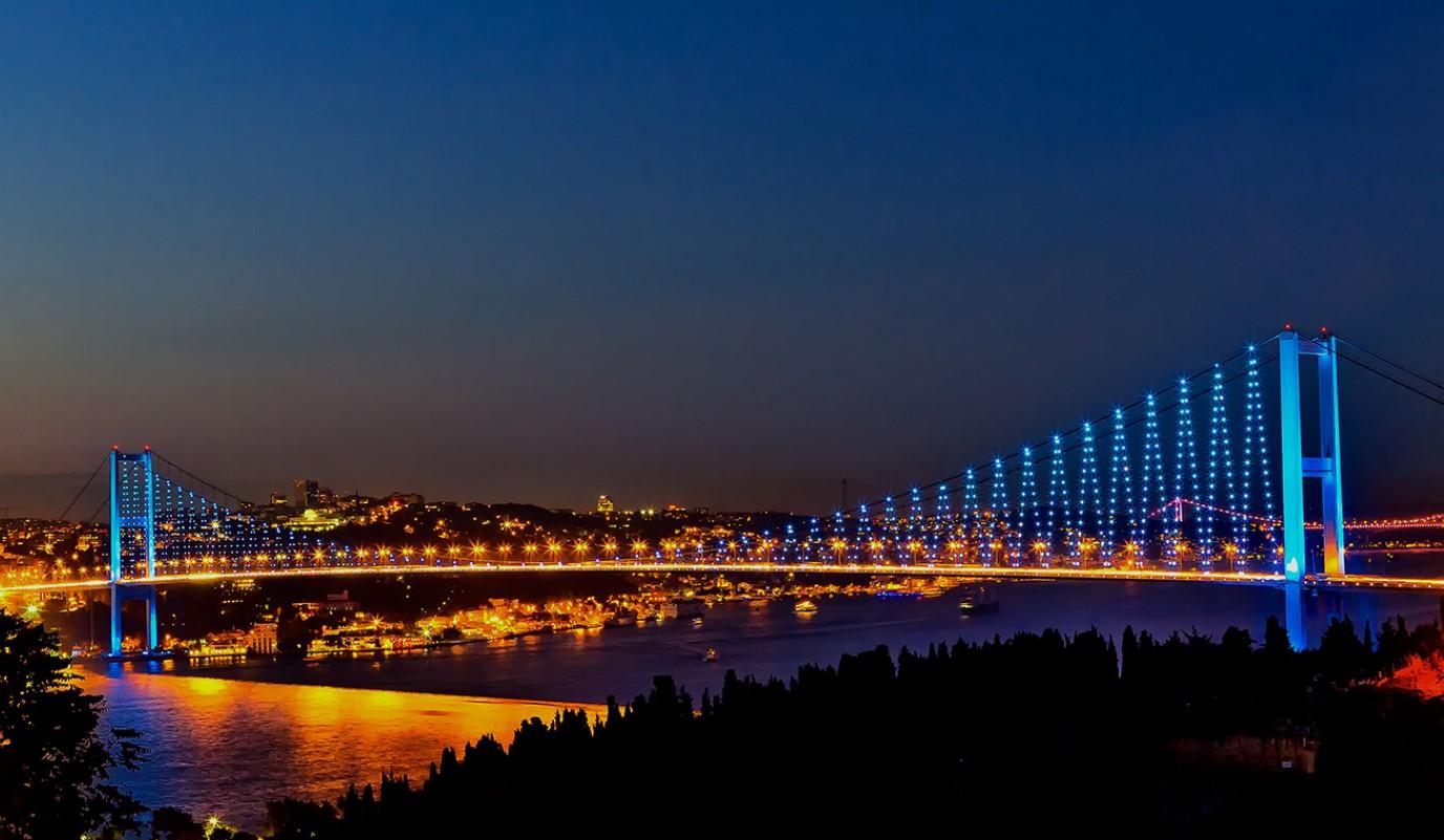 boğaz turu-Boğaz İçi Köprüsü