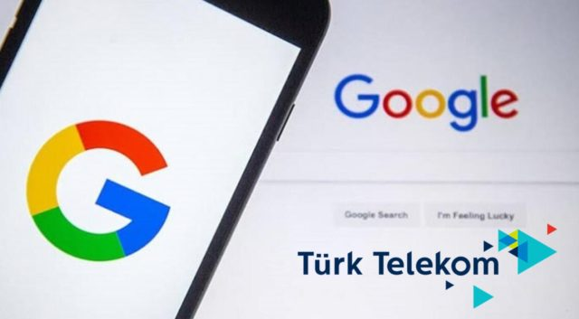 Türk Telekom google