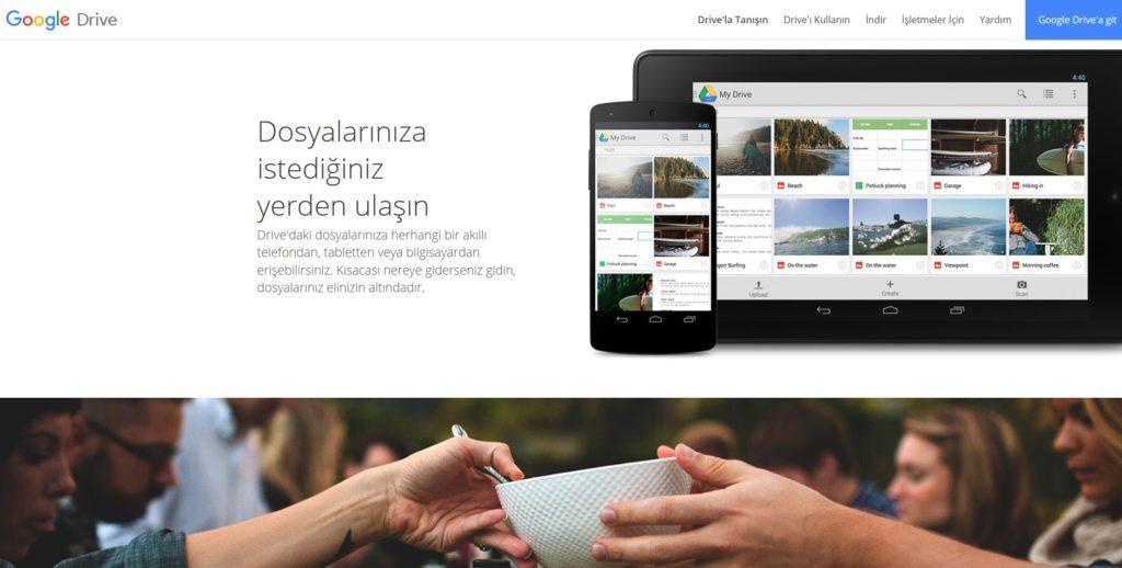 Google Drive Depolama Alanı Arttırma Ücretsiz