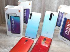 Redmi Note 8 Redmi 8 ve Redmi 8A