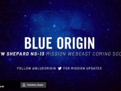 Blue Origin New Shepard Test Uçuşu