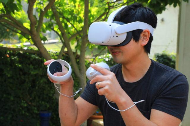 Facebook Oculus Quest 2 incelemesi