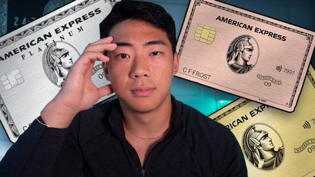 How American Express is CRUSHING The Game