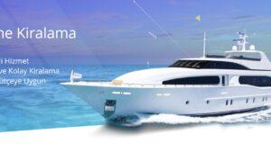 Tekne Kiralama ile Şirket Tekne Gezileri
