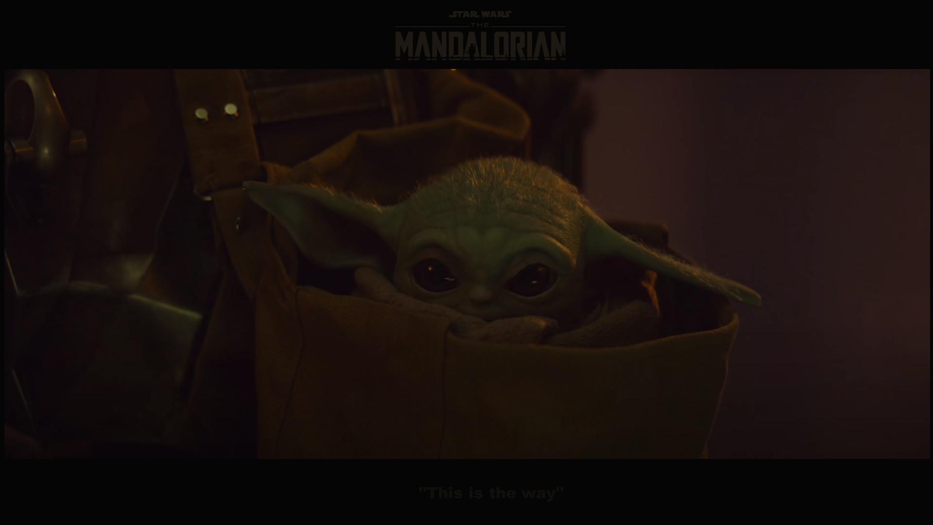 The Mandalorian Wallpaper - Star Wars Poster - Mandalorian Background