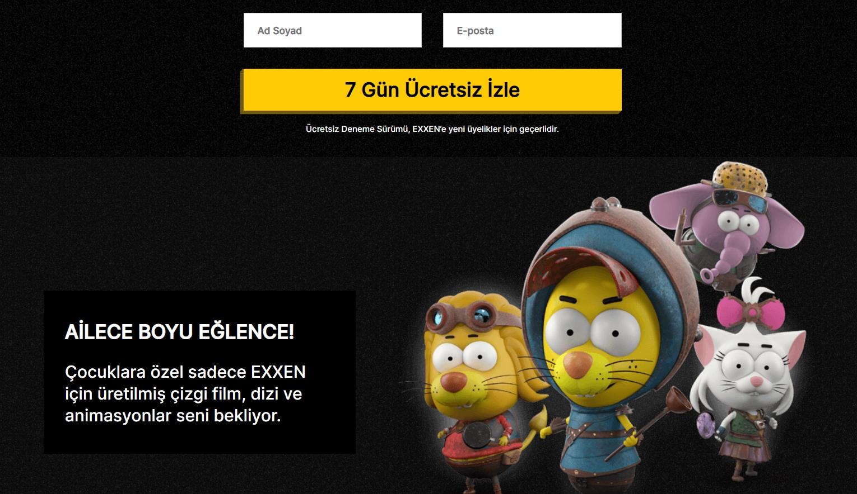 exxen.com