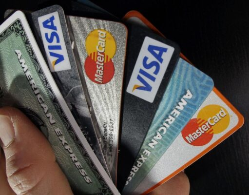 money you still owe to their credit card company called